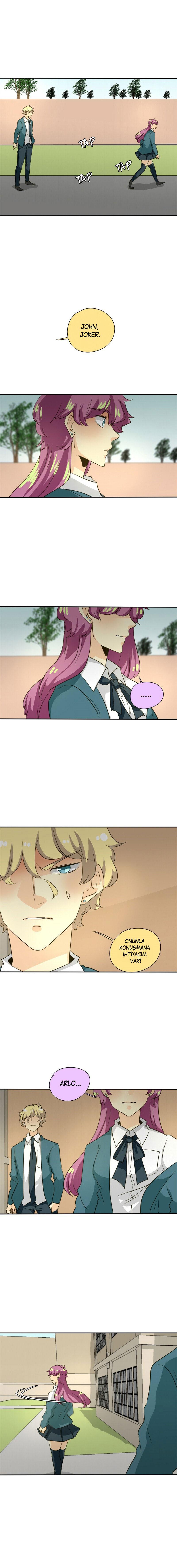 unOrdinary Bölüm 148 - Sayfa 1 - Mavi Manga