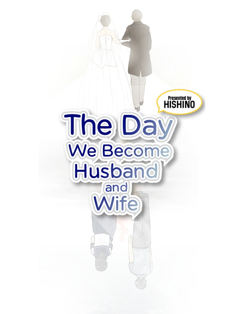 The Day We Become Husband and Wife